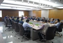 公司召开2019年度经营生产计划工作会议