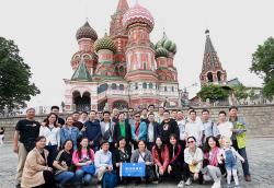 印象·俄罗斯:畅游双首都,感受战斗民族!