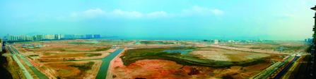 后海湾填海及软基处理项目